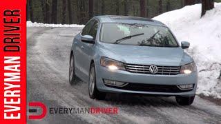 2013 Volkswagen Passat DETAILED Review On Everyman Driver