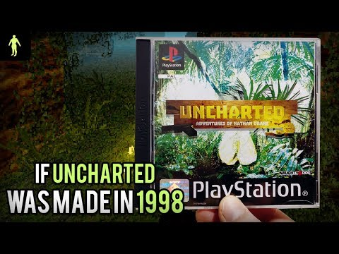 If Uncharted was made in 1998