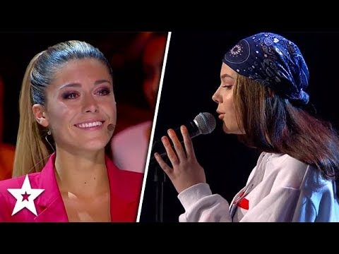 13 Year Old Brings Judges To Tears Singing Coldplay | Got Talent Global