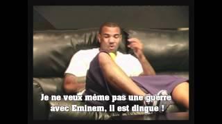 """The Game - """" Personne ne veut d'embrouille avec Eminem """""""