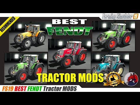 Fendt Favorit 700/800 Vario Pack v2.0.2