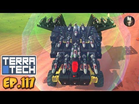 TerraTech /#117 Ракетная установка [v.0.7.6]
