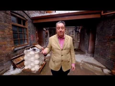The Revival of Middleport Pottery