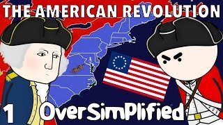 Video The American Revolution  - OverSimplified (Part 1) MP3, 3GP, MP4, WEBM, AVI, FLV Februari 2019
