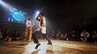 珍味 vs yu-ki.☆ – Body Slam Funk Party vol.2 BEST8