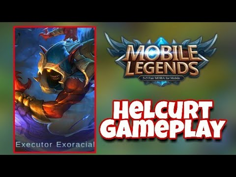 Tudocelular - HELCURT GAMEPLAY - MOBILE LEGENDS
