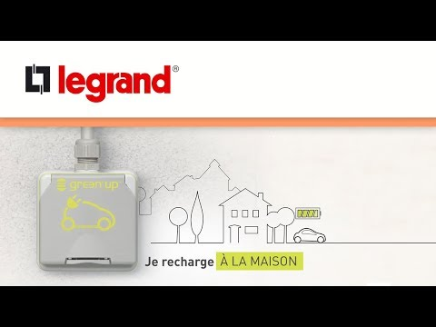 Prise green up legrand 90471