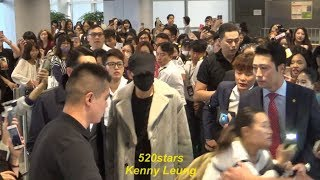 Download Lagu JYJ - 金在中Kim JaeJoong(김재중) Arrived Hong Kong Airport 20171118 Mp3