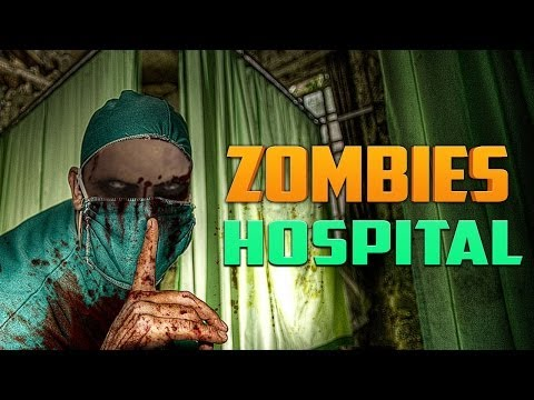 Zombie Hospital [part 2] ★ Call Of Duty Zombies (zombie Games)