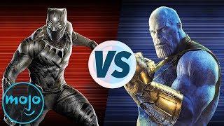 Video Black Panther VS Avengers: Infinity War MP3, 3GP, MP4, WEBM, AVI, FLV September 2018