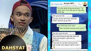 Video Percakapan Anwar yang gak mau ngehost bareng Dede [Dahsyat] [29 Des 2015] MP3, 3GP, MP4, WEBM, AVI, FLV Februari 2018