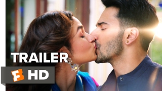 Video Badrinath Ki Dulhania Official Trailer 1 (2017) - Varun Dhawan Movie MP3, 3GP, MP4, WEBM, AVI, FLV Desember 2017