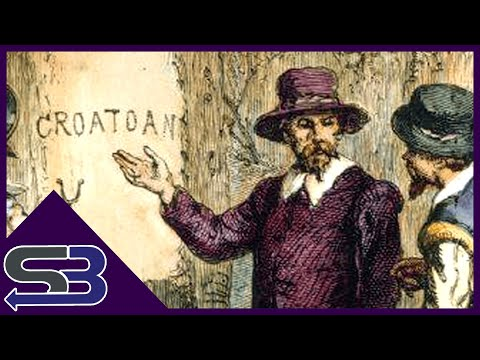 The Mystery of the Lost Roanoke Colony