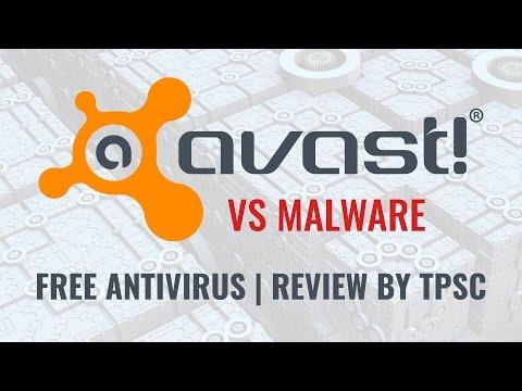 Avast Free Antivirus 2017 Review
