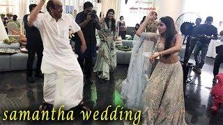 Video Samantha Dances in Her Sangeeth | Samantha | Akkineni Naga Chaitanya | Samantha Wedding Dance MP3, 3GP, MP4, WEBM, AVI, FLV April 2019