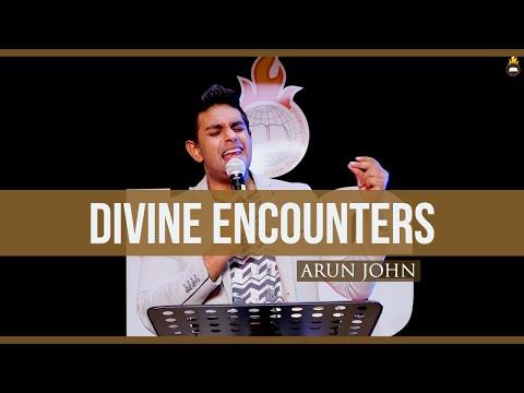 DIVINE ENCOUNTERS | ARUN JOHN | IRC CHURCH ONLINE