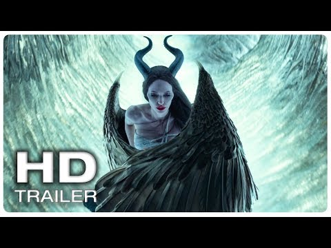 MALEFICENT 2 MISTRESS OF EVIL Trailer #2 Official (NEW 2019) Angelina Jolie Disney Movie HD