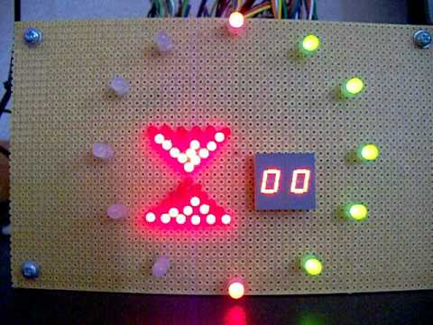 555 Timer - LED Kitchen Timer