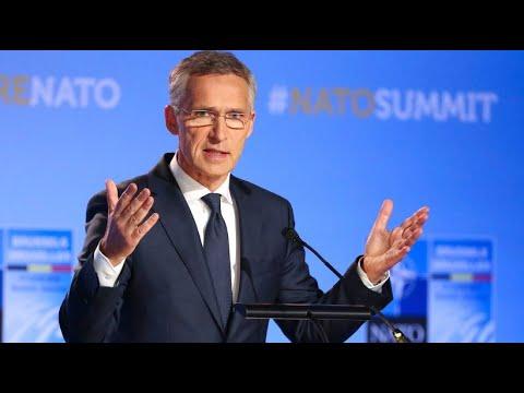 Stoltenberg: Nato wird Verteidigungsausgaben steigern