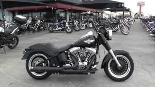 5. 021788 - 2012 Harley Davidson Softail Fat Boy Lo   FLSTFB - Used motorcycles for sale