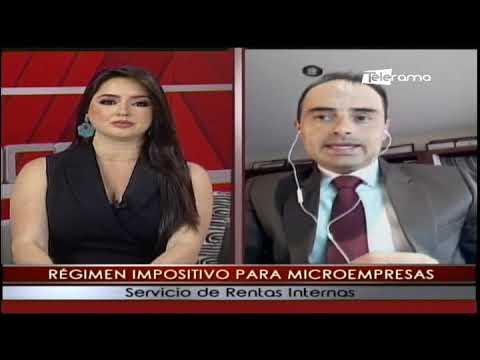 Régimen impositivo para microempresas servicio de rentas internas