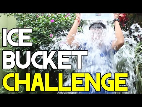 ICE BUCKET CHALLANGE – Costa Rica – Esteban Jr