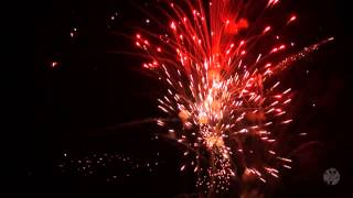 Lloydminster (AB) Canada  City new picture : Canada Day Fireworks 2014 : Lloydminster, AB/SK