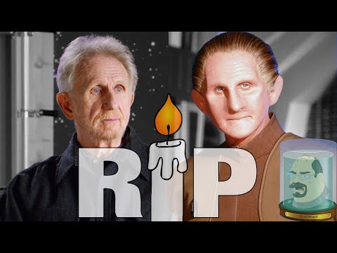 Rest in Peace Odo - Rene Auberjonois Memorial Video - Star Trek Deep Space Nine Actor