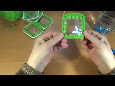 Как сшить сумку из пластиковых бутылок своими руками