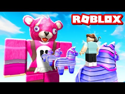 ROBLOX FORTNITE OBBY!!