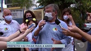Eleições: Daniel Alonso é reeleito em Marília