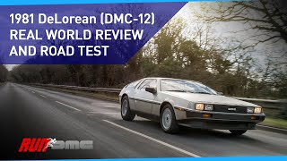 Video 1981 DeLorean DMC-12: Real world review and road test MP3, 3GP, MP4, WEBM, AVI, FLV Agustus 2018