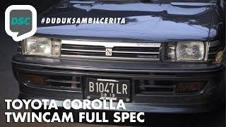 Video Duduk Sambil Cerita: Toyota Corolla Twincam Full Spec - Episode 5 MP3, 3GP, MP4, WEBM, AVI, FLV Februari 2019