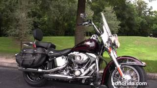 10. Used 2011 Harley Davidson  Heritage Softail Classic Motorcycles for sale