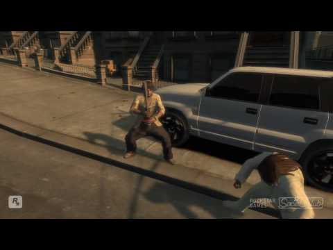 GTA4 Tonto Irie - It A Ring   - Shottas -