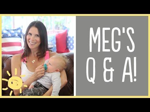 MEG | Q & A!