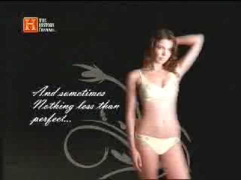 My Favorite Lingerie Ad