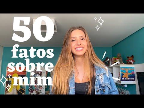 50 FATOS SOBRE MIM/ Marcela Montellato