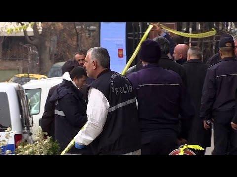 Μέλος της ομάδας προστασίας του Ερντογάν ο δολοφόνος του Ρώσου πρέσβη