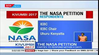 NASA leaders say the evidence is proof that Uhuru did not win the election SUBSCRIBE to our YouTube channel for more great...