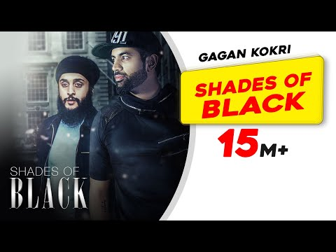 Shades of Black | Official Video | Gagan Kokri ft Fateh  | Heartbeat | Latest Punjabi Songs