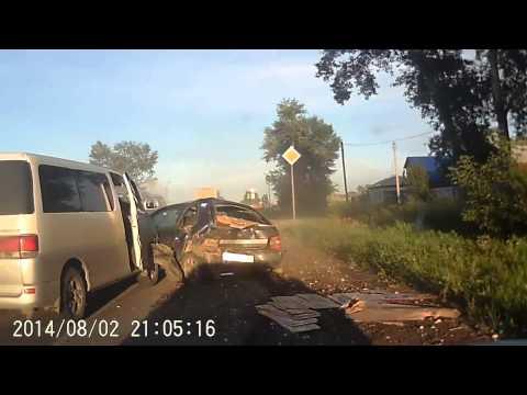 Авария в Воронежской области