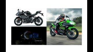 10. Kawasaki Ninja 400 2018  | Specs, Review, Pics & Mileage