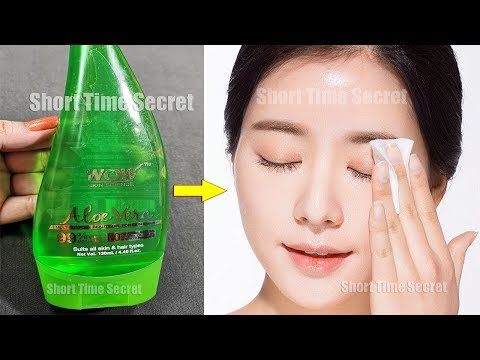 This Magical Aloe Vera Gel Will Change Your Life Forever | 5 Different Beauty uses of Aloe Vera Gel
