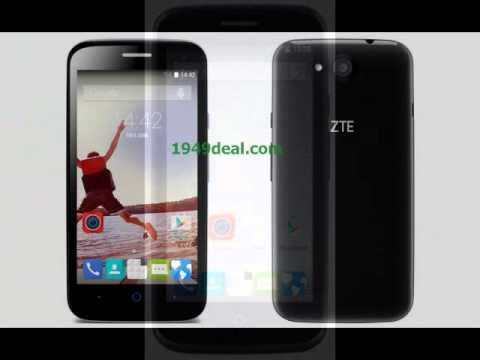 zte blade q lux 4g lte first review from 1949deal