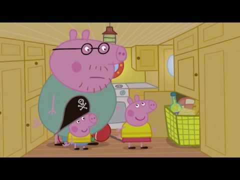 Peppa Pig - Captain Daddy Pig (46 episode / 2 season) [HD]