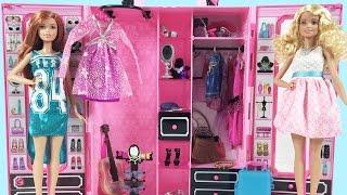 Video Barbie Gardırop Oyuncak Tanıtımı   Barbie Türkçe izle   EvcilikTV Barbie Oyuncakları MP3, 3GP, MP4, WEBM, AVI, FLV Desember 2017