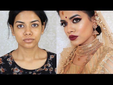 Video Indian/Bangladeshi/South Asian Bridal Makeup download in MP3, 3GP, MP4, WEBM, AVI, FLV January 2017