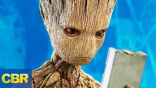 Video What Nobody Realized About Groot From Marvel's Infinity War And Guardians Of The Galaxy MP3, 3GP, MP4, WEBM, AVI, FLV Januari 2019