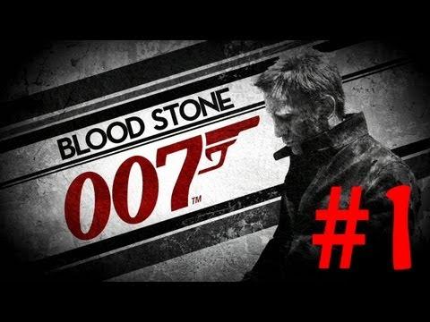 Blood Stone 007 Nintendo DS